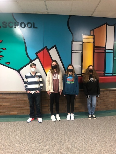 December - Students of the Month