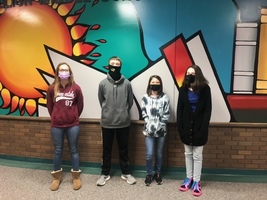 February - Students of the Month