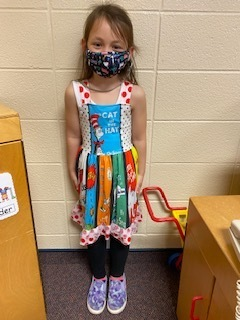 Read to Succeed dress up day pics!